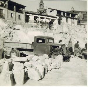 La Plaza Aragón. Del valle operando