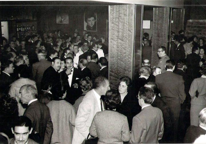 Cine Argensola II. Inauguración.