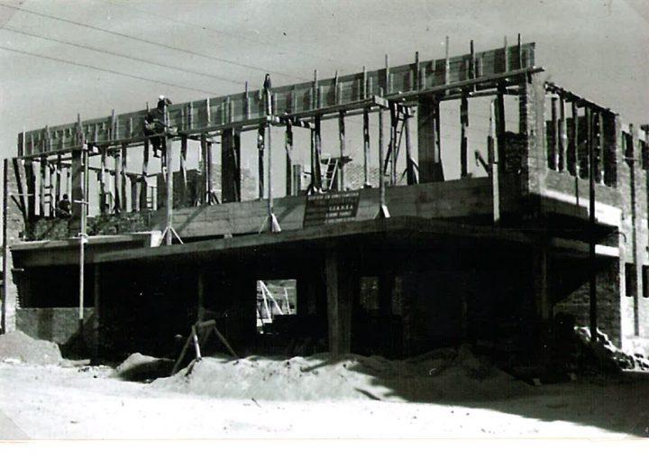 Cine Argensola I. Construcción