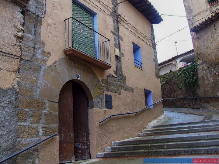 VENTA DE CASA en Huerta de Vero (Huesca)
