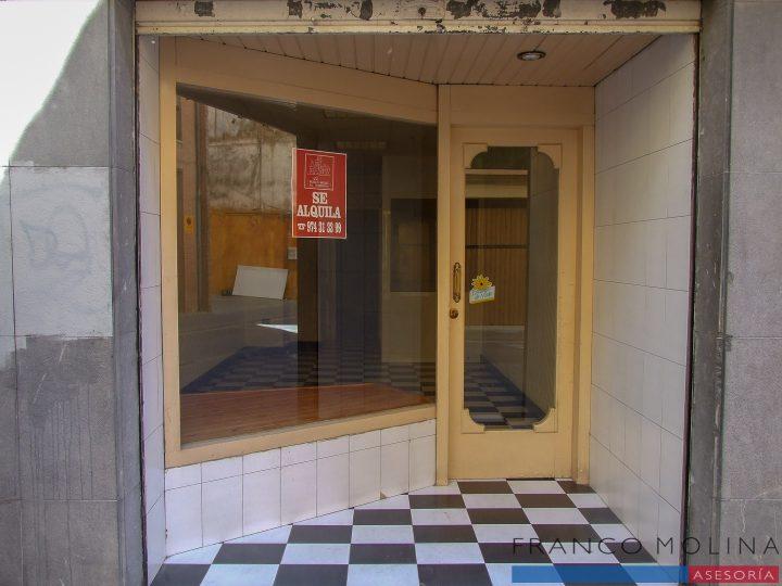 Calle Pablo Sahun, 39