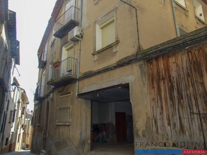 Garaje Santo Domingo 17